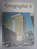 DDR Lehrbuch Geographie Klasse 8/Verlag Volk und Wissen Berlin 1972