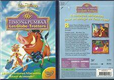 DVD - WALT DISNEY : TIMON ET PUMBAA ( LE ROI LION ) - LES GLOBE TROTTERS