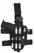 Trinity leg holster for tippmann tipx marker paintballing gear tactical woodsbal