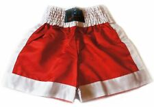 CHZL BOXING SHORTS TRUNK - MAUI THAI MMA KICK TRAINING -M