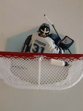 McFarlane NHL Hockey Curtis Joseph Maple Leafs HOME Jersey Loose Figure MINT