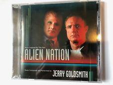 ALIEN NATION (Goldsmith) OOP 2005 Varese Club Ltd Score Soundtrack OST CD SEALED