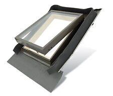 Fenstro Rooflite Skylight VELUX Group 45x55 Flashing Roof Window Like Velta 025