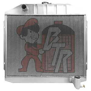 "1952-1954 Hudson Hornet ""ALL ALUMINUM"" radiator is for a Made in USA"