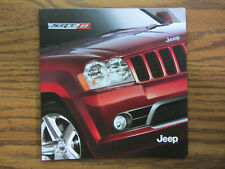 2006 Jeep SRT sales brochure