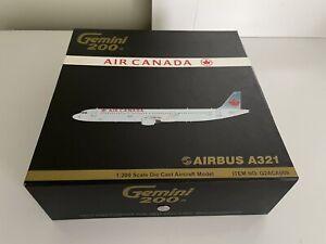 Gemini 200 Air Canada A321-200 G2ACA009 C-GITU Mint Green Livery EXTREMELY RARE