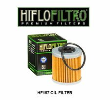 HiFlo HF157 KTM 450 525XC ATV Polaris 450 525 Outlaw MXR IRS Quad 4x4 Oil Filter
