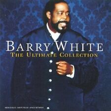 WHITE Barry - Ultimate collection (The) - CD Album