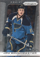 2013-14 Panini Prizm Hockey #183 Jay Bouwmeester St. Louis Blues