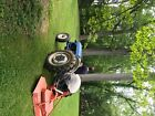 1946 2n ford tractor blue runs well
