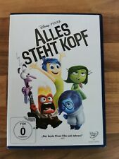 Alles steht Kopf DVD Walt Disney Kinderfilm Pixar