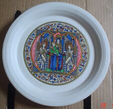 Hornsea Limited Edition Christmas Plate 1985