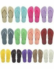 Brand New Havianas Slim Summer Flip Flop All Colors and Sizes
