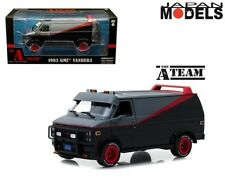 Greenlight Green84072 GMC VANDURA 1983 A-team 1 24 Modellino