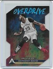 2017-18 Ascension Anthony Davis Overdrive Die-Cut Lakers