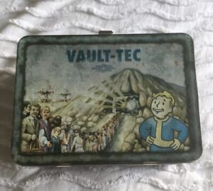 Fallout 3 Collector's Edition Vault-Tec Lunchbox (Lunchbox ONLY) Rare
