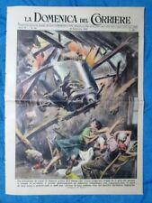 La Domenica del Corriere 18 settembre 1949 Bill Odom - Germania - Fort Knox