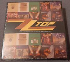ZZ Top ? The Complete Studio Albums 1970 - 1990 ? Limited CD-Box Set ? NEU/OVP