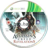 Assassins Creed Revelations (Xbox, 360) - Pro Refurbished Disc