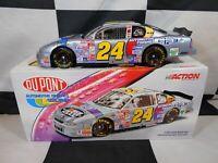 JEFF GORDON #24 DUPONT NASCAR 2000 1/24 ACTION NASCAR DIECAST 2000
