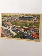 c1940s Florida Fair in Full Swing Tampa FL PC