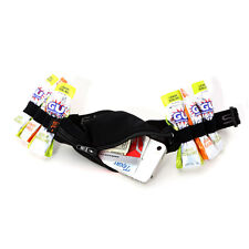 Spibelt Running Belt with Expandable Pocket and 6 Energy Gel Loops - SAVE 10%