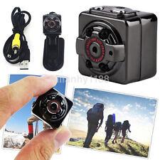 Newest SQ8 Thumb Tiny Mini Micro 1080P HD Camera Camcorder SPY HD DV DVR Camera