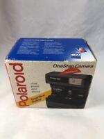 Vintage Polaroid Camera Box Only Close-up