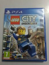 LEGO CITY UNDERCOVER PlayStation 4 (ps4) pal España