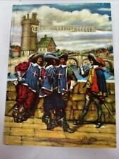 THE THREE MUSKETEERS DUMAS ILLUSTRATED  N PRICE, JUNIOR LIBRARY EDITION 1974 DJ