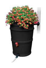 EarthMinded  Charcoal  45 gal. Rain Barrel  Polyethylene