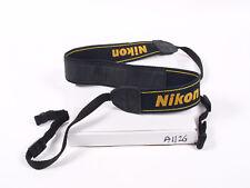 Cámara Correa para el Hombro Negro Amarillo Nikon 38 mm (A1126)