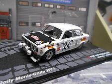 SEAT FIAT 1430 Especial 1800 Rallye Monte Carlo 1977 Servia #24 IXO Altaya 1:43