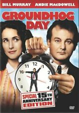 GROUNDHOG DAY New Sealed DVD 15th Anniversary Edition