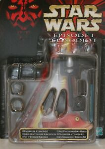 Star Wars EPISODE 1 Underwater Accessory Set (Hasbro 1999) MOC 26207 26211.186