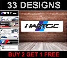 BMW Hartge Logo Atelier, Garage, Travail ou Showroom PVC Drapeau