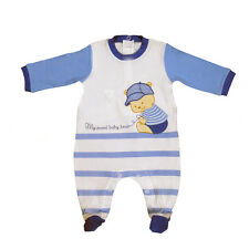 BABY BOYS ROMPER SLEEPSUIT LONG SLEEVE BABY ROMPER