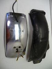 #3293 Kawasaki KZ400 K4E Chrome Rear Fender / Mudguard