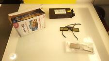 LG Cinema 3D - 3D Movie Fun Pack 3 Sealed BluRay & 2 Pairs 3D Glasses open box