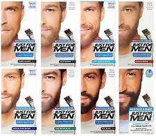 Just For Men Beard & Moustache Brush in Colour Gel Eliminates Gray In 5 Minutes
