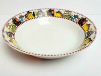 Mary Engelbreit Soup Bowl- Afternoon Tea by Sakura - 7 1/2""