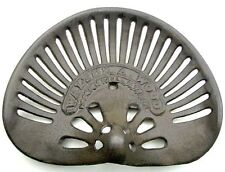 Cast Iron Seat
