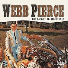 Webb Pierce - Essential Recordings [New CD] UK - Import