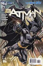BATMAN #3 VARIANT DC New 52 Comics 1st Print Near Mint NM Snyder Capullo