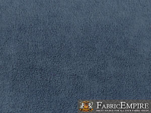 """Polar Fleece Fabric Solid Anti Pill / 60"""" Wide / Sold by the Yard 1-30 colors"""