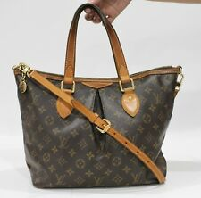 Used Authentic Louis Vuitton LV Bag Monogram Palermo PM 318