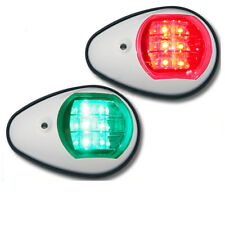 NAVIGATION LIGHTS LAMPS REPLACE FOR Port/Starboard Marine/Boat/Nav PW BRIGHT