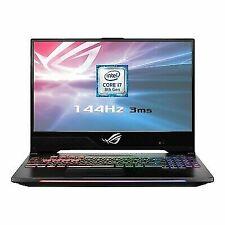 ASUS ROG Strix Hero II GL504GM 15.6 inch (1TB+256GBSSD, Core i7 8th Gen., 16GB) Laptop - Black - GL504GMES192T
