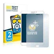 2x Samsung Galaxy Tab S2 8.0 (LTE) Display Schutz Folie Matt Entspiegelt