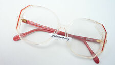 Boho Frames Brands Frame Silhouette Clear Red Occhiali Top Design Glasses
